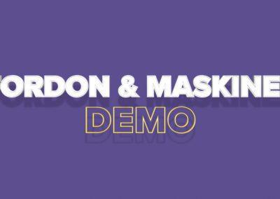 Fordon & Maskiner i Blikk