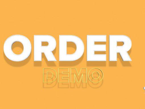 Order i Blikk