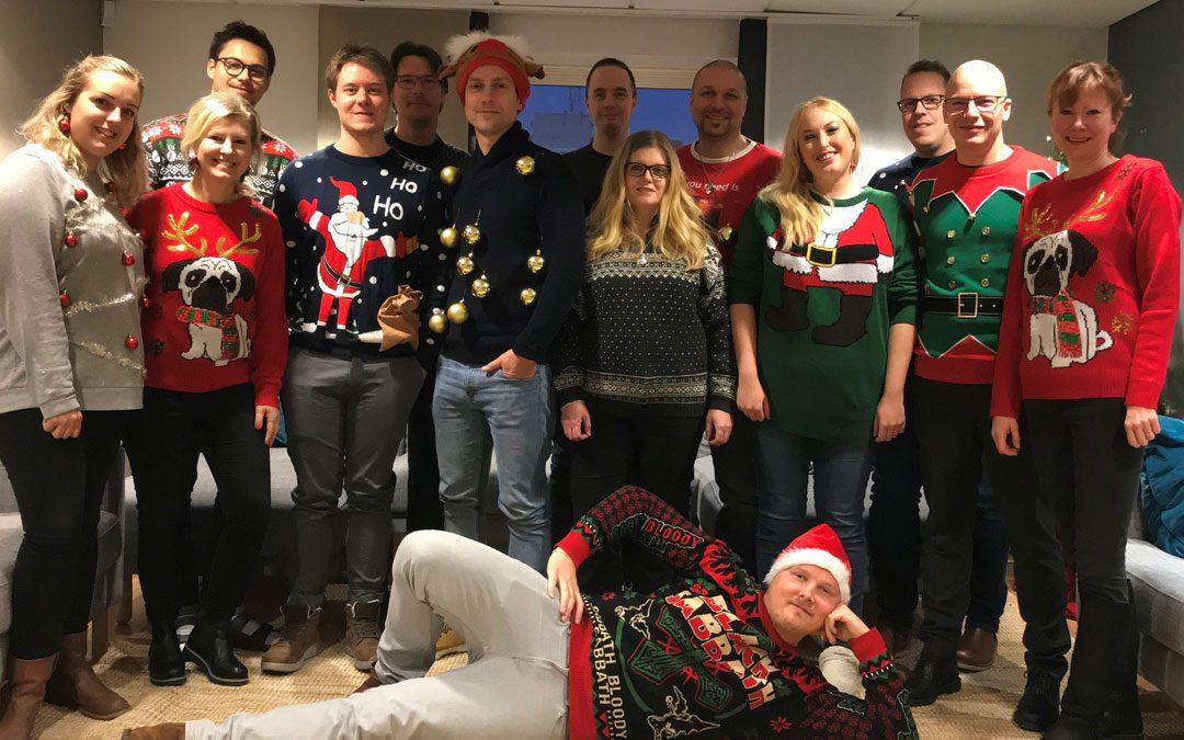 God Jul och Gott Nytt år från Blikk-teamet