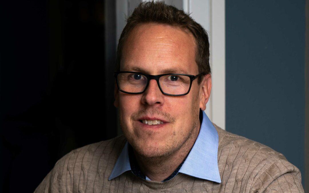 Vi på Blikk –  Anders Vinblad von Walter utvecklingschef