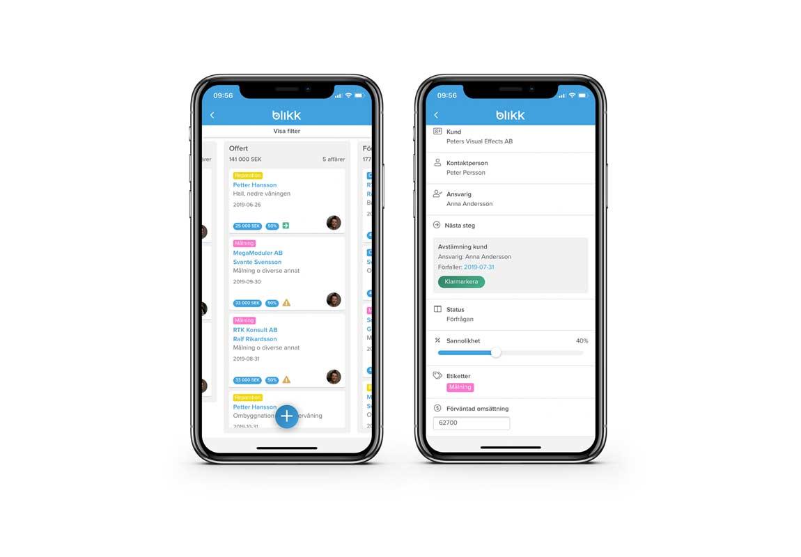 affären app