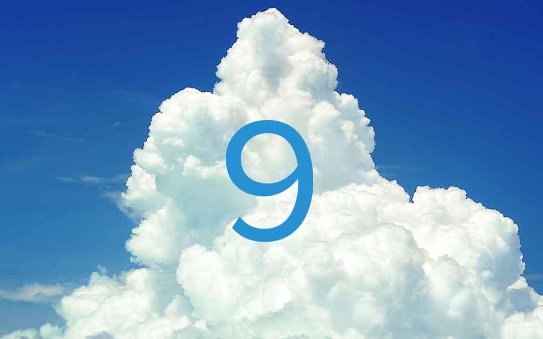 9 punkter som kan övertyga dig om ett affärssystem i molnet