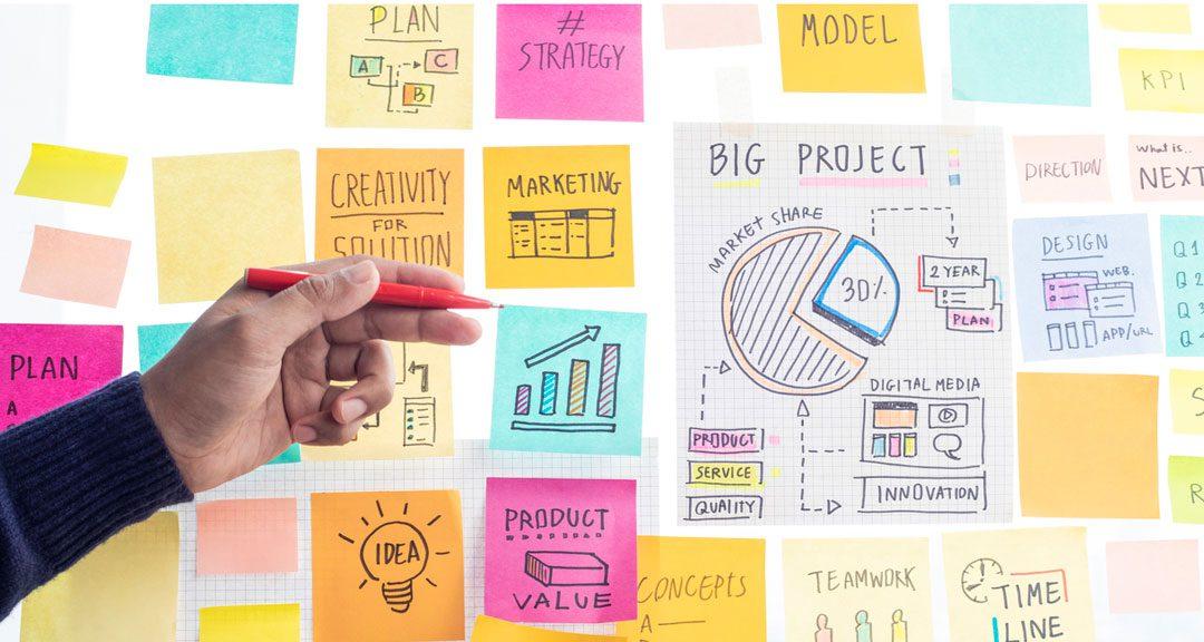 Projektplan – nyckeln till framgång