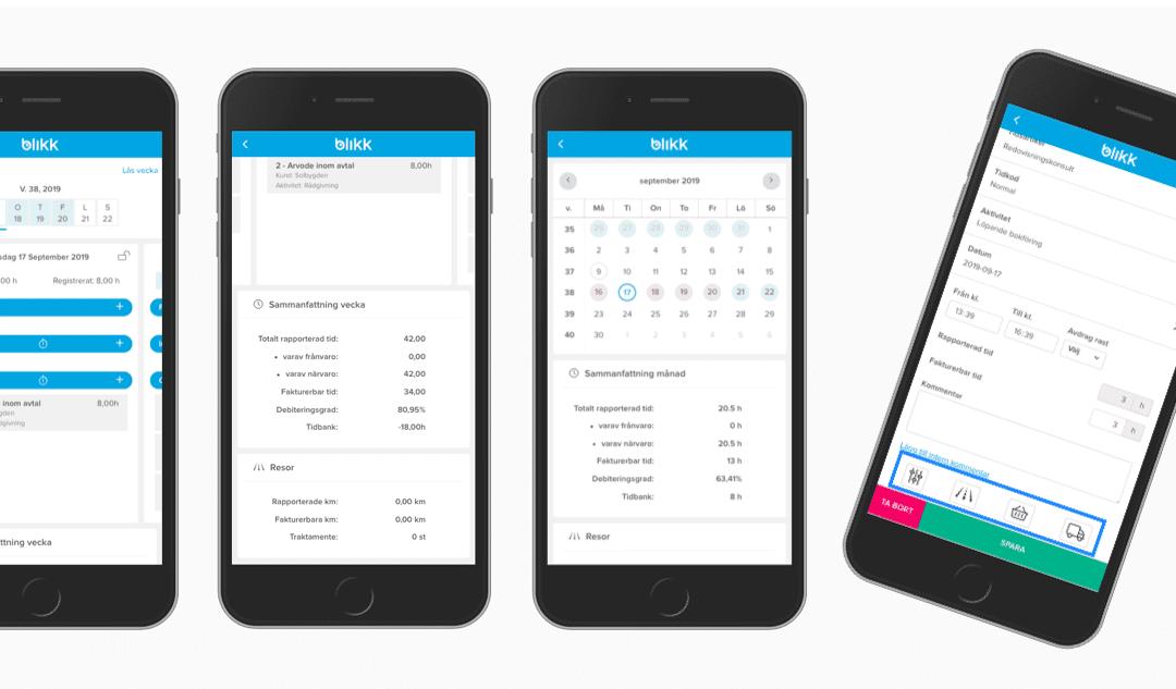 4 funktioner en bra mobilapp för tidrapportering måste ha