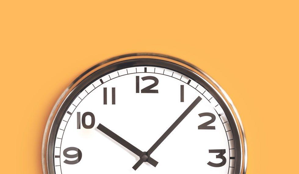 Tidrapportering för en timanställd – tänk på det här